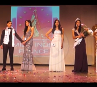 Miss France India 2016
